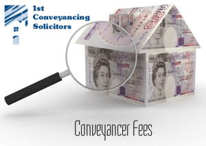 Conveyancer Fees