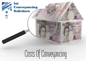 Costs of Conveyancing