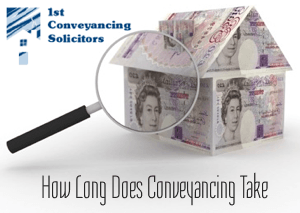How Long Does Conveyancing Take