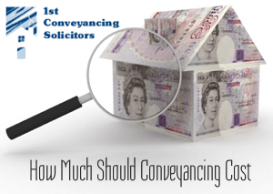 How Much Should Conveyancing Cost