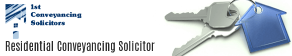 Residential Conveyancing Solicitor